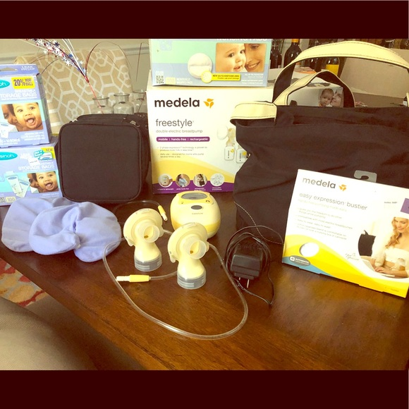 Medela Other Freestyle Double Electric Breast Pump Poshmark